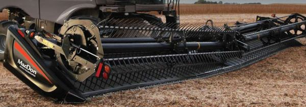 MacDon Flex Header