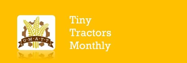 Tiny Tractors Header