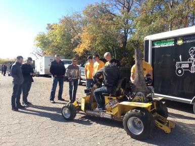 MacDon Visit | UMATT - University of Manitoba Association of